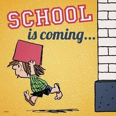 peanuts cartoons with peppermint patty and school Beginning Of The School Year, New School Year, School Days, Back To School, School Stuff, Peanuts Cartoon, Peanuts Snoopy, Peanuts Comics, Snoopy Love