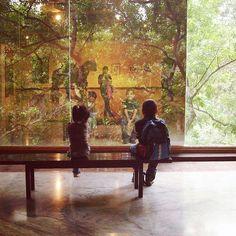 Museo de Bellas Artes de Caracas.