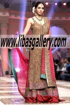 Sana Safinaz Inspiré Designer Brodé Pelouse Suit Pakistani Party Wear 2019