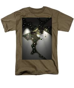 Purchase an adult t-shirt featuring the image of Glam by Muge Basak.  Available in sizes S - 4XL.  Each t-shirt is printed on-demand, ships within 1 - 2 business days, and comes with a 30-day money-back guarantee.