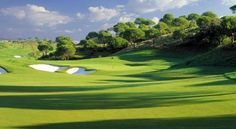 Tee Up a Trip to the Algarve…Portugal's Golf Heaven Golf Trophies, Portugal, Golf Green, Golf Course Reviews, Best Golf Courses, Golf Lessons, Tiger Woods, Tours, Nature Images