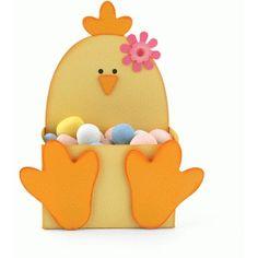 silhouette design store search designs chick in egg treat bag