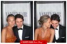 The Vanity Fair Oscar Party Photo Booth, 2017 Edition