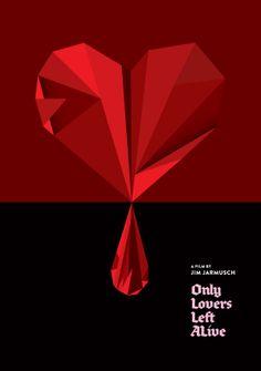 Only Lovers Left Alive alternative poster #OnlyLoversLeftAlive