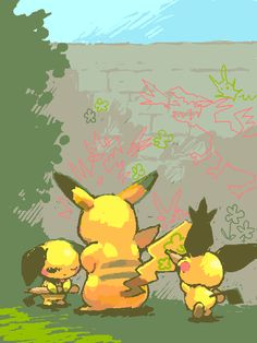 #Pikachu Art