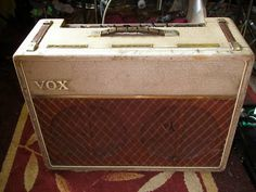 Handwired Vox AC30