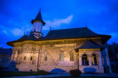 Sucevita, a little town from Bucovina, is a perfect stop during a tour of Romania. Enjoy the famous monastery, the rural atmosphere and the local culture. The Locals, Tours, Mansions, House Styles, Mansion Houses, Manor Houses, Villas, Fancy Houses, Mansion