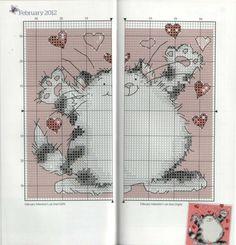 Gallery.ru / Фото #54 - The world of cross stitching 185 - WhiteAngel