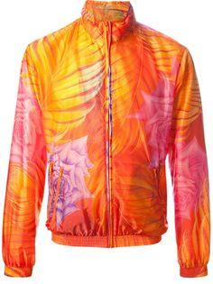 Y-3 - floral wind breaker jacket 6