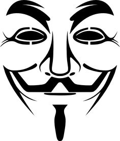 guy fawkes stenicl