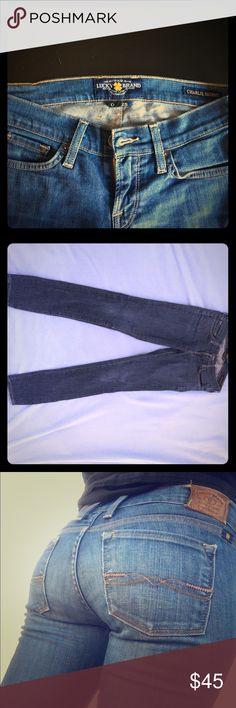 Selling this Lucky Brand Jeans on Poshmark! My username is: ndunn6337. #shopmycloset #poshmark #fashion #shopping #style #forsale #Lucky Brand #Denim