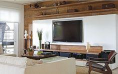 Decoração De Sala De TV, Fotos, Ideias