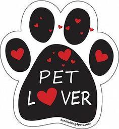 Paw Prints YOUR Or Pet Dog Cat Name Custom Black VINYL Decal Art - Custom car magnets paw print
