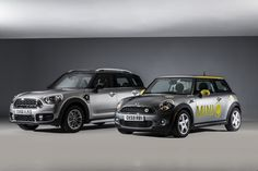 All-New 2017 MINI Countryman Is Bigger, Brawnier And Comes As A PHEV