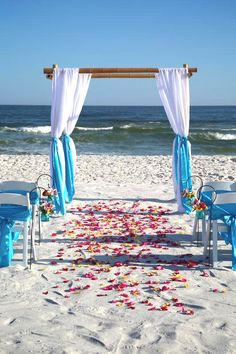 Our Full Service Destin Beach Wedding Planning And Coordination Package