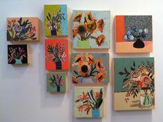 art wall - Lulie Wallace