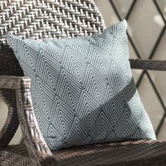 You'll love the Michiel Outdoor Throw Pillow at AllModern - With Great Deals on modern Bedding products and Free Shipping on most stuff, even the big stuff.