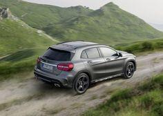 2015 Mercedes-Benz GLA Revealed: Video
