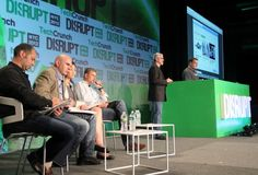 VisibleGains Launches Postwire At Disrupt, Aims To Be The Flipboard For ClientCommunication
