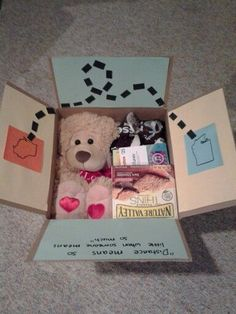 Internet Friend gift ideas on Pinterest | Care Packages, Fall Care ...