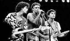 Barão Vermelho, Rock in Rio 1985 (Foto: Divulgação)