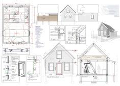 tiny house building plans