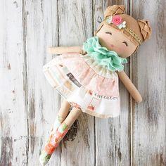 SpunCandy Rag Doll