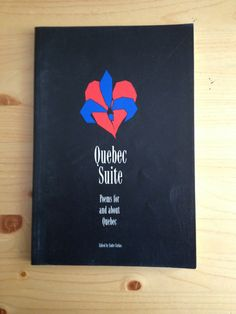 Title: Québec Suite Editor: Endre Farkas Publisher: Ste Anne de Bellevue: The Muses' Company, 1995 Ste Anne, Poetry Books, My Tumblr, Cover Photos, Bookshelves, Poems, Reading, Blog, Bookcases