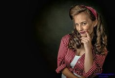 Janka #pinup #rodeo #Poland #MrPhotographer
