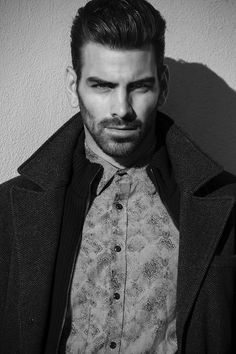 Nyle DiMarco of America's Next Top Model fame returns to our pages with a new exclusive story. This time around, Nyle links up with fashion photographer Balthier Corfi. Shooting in New York City,Corfi hones in on Nyle's natural presence in front of the camera with a simple series. Mixing color and black & white images, …