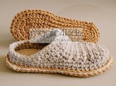 Crochet pattern men basic slippers with rope soles soles pattern included scuffs clogs loafers home shoes adult teen boys footwear cord Crochet slippers pattern, men loafers with rope soles,crochet slippers for men… The rope soles is such a good idea :D Easy Crochet Slippers, Crochet Slipper Pattern, Crochet Boots, Crochet Baby, Free Crochet, Knit Crochet, Men's Slippers, Winter Slippers, Crochet Rope