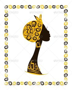 Female Head Silhouette  #GraphicRiver         Female head silhouette for your design, ethnic ornament     Created: 11August13 GraphicsFilesIncluded: JPGImage #VectorEPS Layered: Yes MinimumAdobeCSVersion: CS Tags: african #art #background #beautiful #beauty #black #decoration #decorative #design #ethnic #face #fashion #female #girl #hair #hairstyle #head #human #illustration #isolated #people #person #portrait #pretty #profile #silhouette #style #vector #woman #young