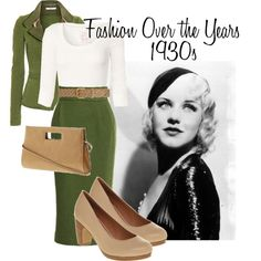 im pretty sure i was born in the wrong era.... The 30s and 40s is what i LOVE!!