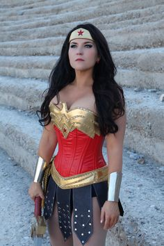 To make your custom Wonder Woman strip faux leather gladiator/warrior style skirt, I will need the following information from you. Please leave it in a