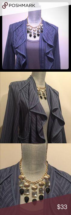 I just added this listing on Poshmark: Cabi Blazer, Express Top, and Statement necklace.. #shopmycloset #poshmark #fashion #shopping #style #forsale #CAbi #Other