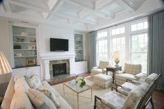 South Shore Decorating Blog: Interiors From Tillman Long