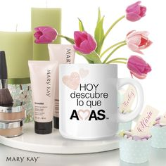 y comparte los mejores momentos con las personas que quieres. ☺✨ #InspiraciónMaryKay #FelizLunes #Frases #Quotes Mary Kay, Mugs, Instagram Posts, Pink, Photos, Ideas, Products, People, Beauty