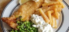 Close-upFishandChips | Make Delicious Fish & Chips Right at Home with This Easy Recipe