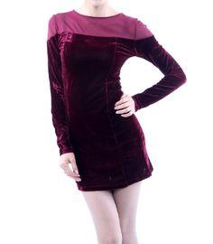ELLAZHU Women Crew Neck Long Sleeve Bodycon Corduroy Dress Gown NL67(Red,8) ELLAZHU http://www.amazon.co.uk/dp/B00HL71EV4/ref=cm_sw_r_pi_dp_XyiZwb0VDNG5Q