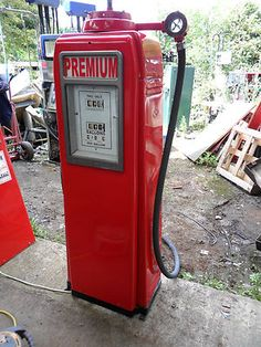 1000 Images About Vintage Petrol Bowsers On Pinterest