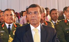 India 'Deeply Concerned' After Ex-Maldives President Mohamed Nasheed is Sentenced to Jail India 'Deeply Concerned' After Ex-Maldives President Mohamed Nasheed is Sentenced to Jail http://www.ndtv.com/india-news/india-deeply-concerned-after-ex-maldives-president-mohamed-nasheed-is-sentenced-to-jail-746526