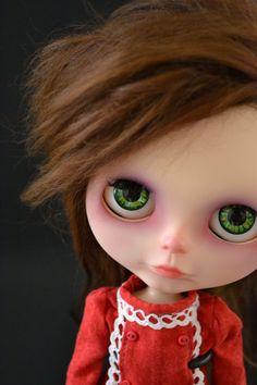 Madeline- Custom Blythe Doll