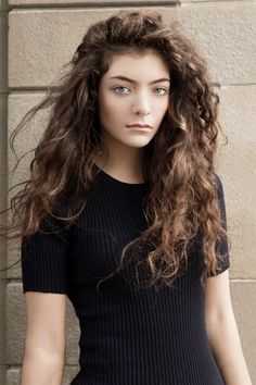 Lorde...she is so gorgeous!
