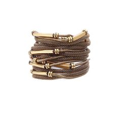 52346afb4 The bar snake chain bracelet with gold-tone finish is made from metal, and  it is fastened by lobster clasp.