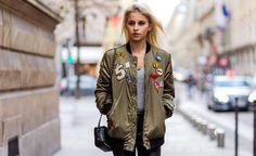 Street Style_Bomberjacke_Caroline Daur