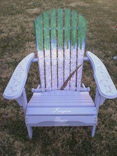 purple plastic adirondack chairs. Hand Painted Adirondack Chair Purple By LeLolaArtisticDesign, $199.99 Plastic Chairs E