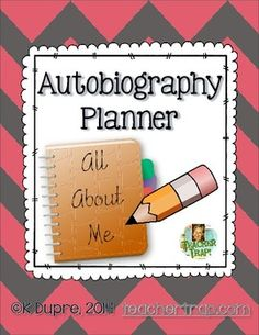 DotsNSpots Great Unit On Writing An Autobiography Lots Of