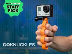 GoKnuckles for your GoPro® HERO camera's video poster