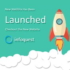 New website for the top web design and development company Dubai - Infoquest has been Launched #webDesign #webDevelopment #Dubai #Newsite #WebDesignandDevelopment