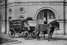 1907 - Charity Hospital Ambulance
